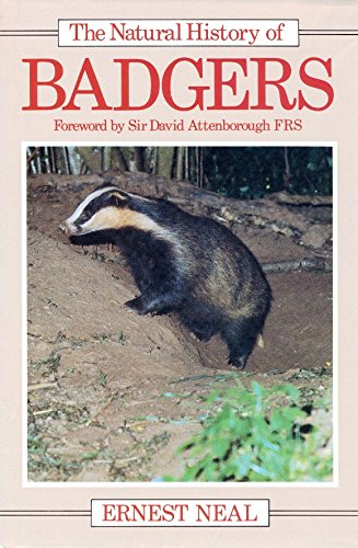 9780125151702: The Natural History of Badgers (Croom Helm mammal series)