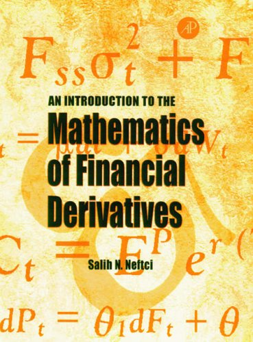 9780125153904: An Introduction to the Mathematics of Financial Derivatives