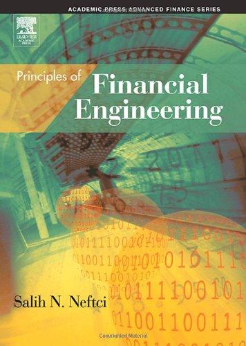 9780125153942: Principles of Financial Engineering (Academic Press Advanced Finance)