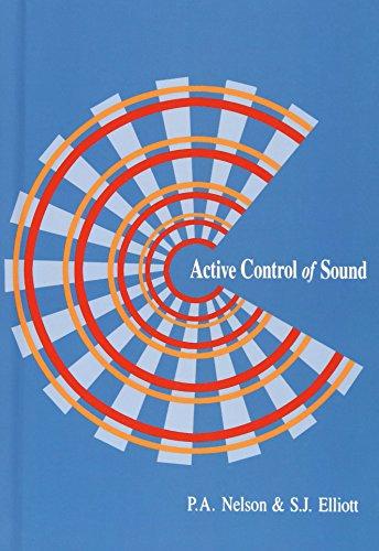 9780125154253: Active Control of Sound