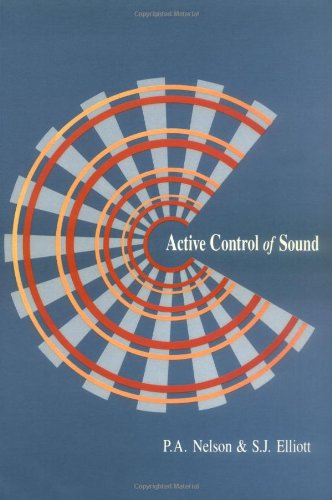 9780125154260: Active Control of Sound