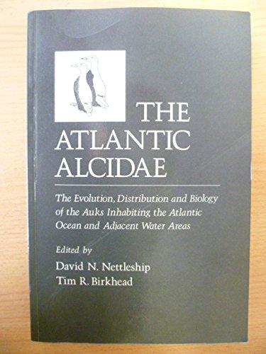 9780125156714: The Atlantic Alcidae