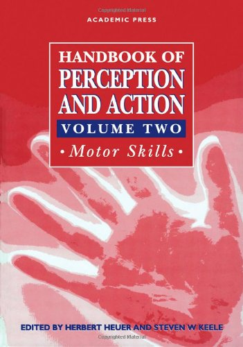 9780125161626: Handbook of Perception and Action, Three-Volume Set: Handbook of Perception and Action, Volume 2: Motor Skills (Handbook of Perception & Action)
