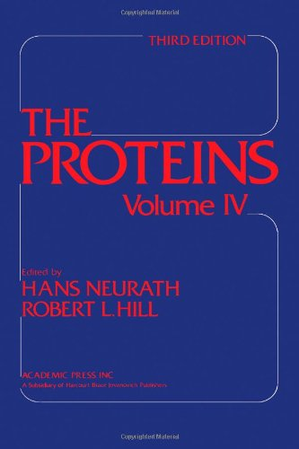 9780125163040: The Proteins Volume IV, Third Edition