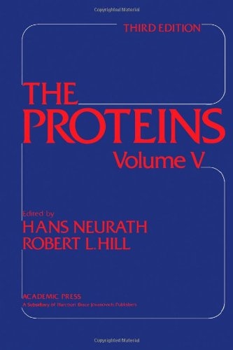 9780125163057: The Proteins, Vol. 5