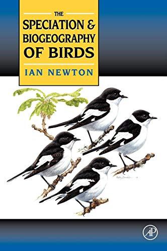 9780125173759: Speciation and Biogeography of Birds
