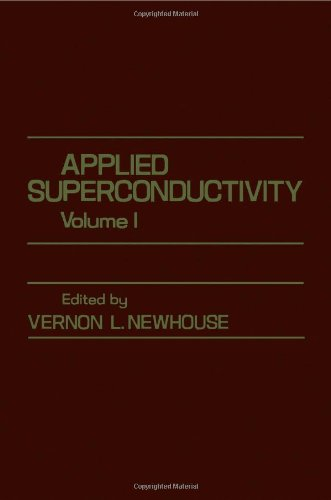 9780125177016: Applied Superconductivity: v. 1