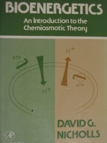 9780125181228: Bioenergetics: An Introduction to the Chemiosmotic Theory