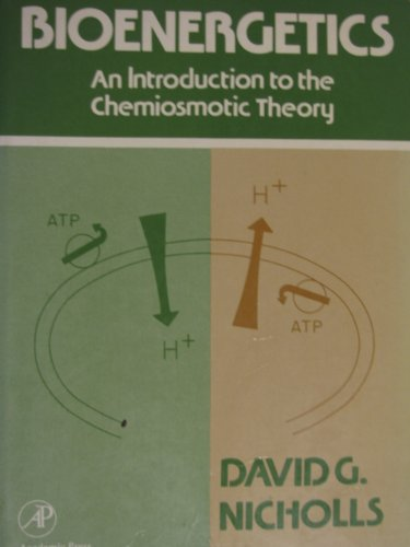 9780125181228: Bioenergetics an Introduction to the Chemiosmotic Theory