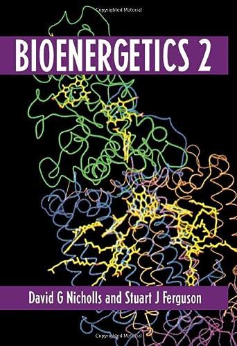 9780125181242: Bioenergetics 2