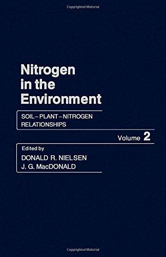 9780125184021: Nitrogen in the Environment: Soil-Plant-Nitrogen Relations (Nitrogen in the environment ; v. 2)