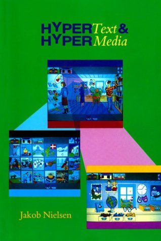 9780125184106: Hypertext and Hypermedia