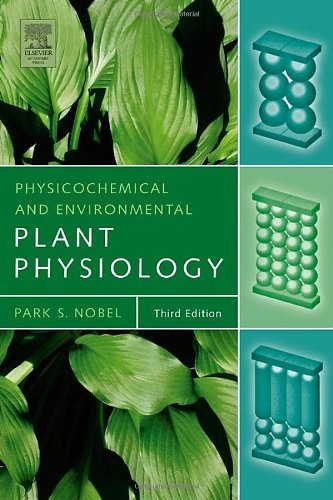 9780125200264: Physicochemical and Environmental Plant Physiology, Third Edition