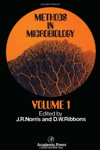 Methods in Microbiology, Volume 1.: Norris, J. R. and D. W. Ribbons (Eds.):