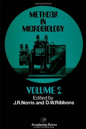 Methods in Microbiology Volume 2