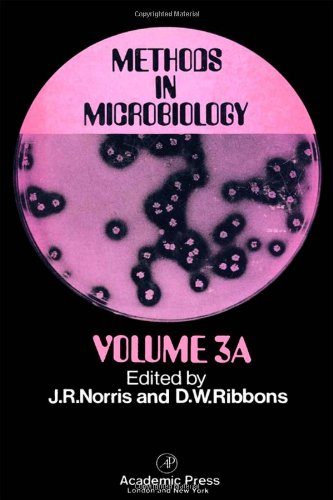 9780125215039: METHODS IN MICROBIOLOGY,VOLUME  3A, Volume 3A (v. 3A)