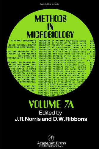 Methods in Microbiology: Norris, J.R. and D.W. Ribbons (Eds.):