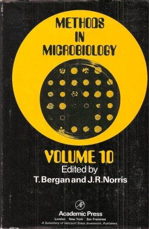 Methods in Microbiology: Bergan, T. and J.R. Norris (Eds.):