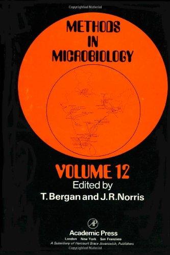 9780125215121: Methods in Microbiology, Volume 12