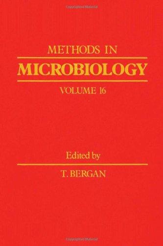 9780125215169: Methods in Microbiology, Volume 16