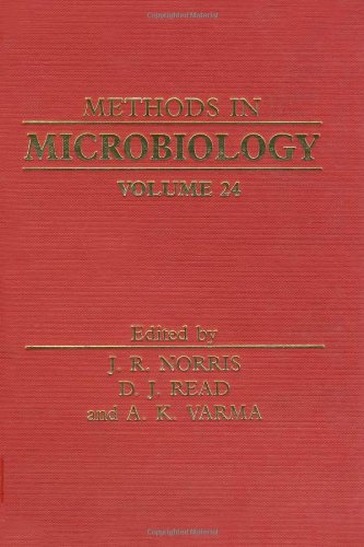 9780125215244: Methods in Microbiology: Techniques for the Study of Mycorrhiza, Pt.2 v. 24 (Methods in Microbiology Series)