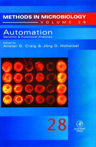 9780125215275: Automation: Genomic and Functional Analyses, Volume 28 (Methods in Microbiology)