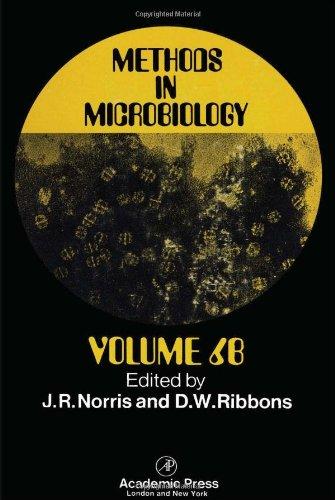 9780125215466: METHODS IN MICROBIOLOGY,VOLUME  6B, Volume 6B (v. 6B)