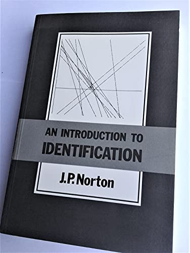 9780125217316: An Introduction to Identification
