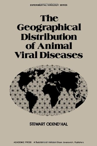 9780125241809: Geographical Distribution of Animal Virus Diseases (Experimental Virology)