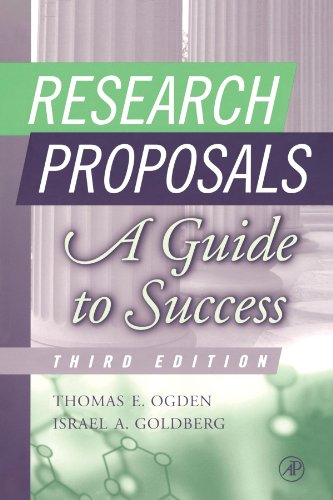 9780125247337: Research Proposals, Third Edition: A Guide to Success
