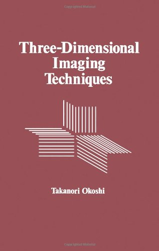 9780125252508: Three-Dimensional Imaging Techniques