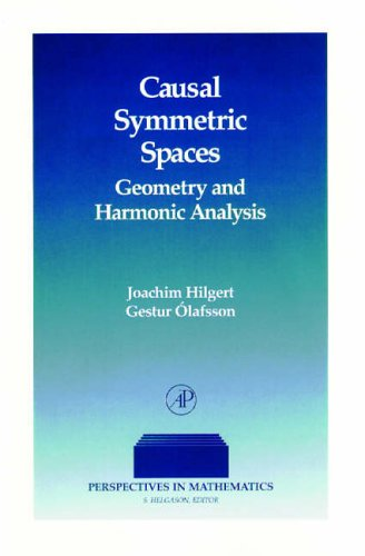 9780125254304: Causal Symmetric Spaces (Perspectives in Mathematics)