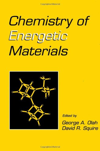 9780125254403: Chemistry of Energetic Materials