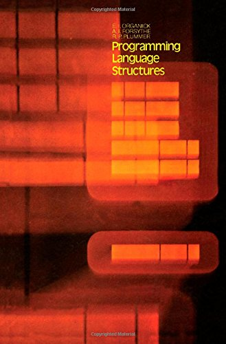 9780125282604: Programming Language Structures