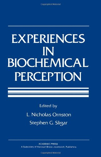 9780125284202: Experiences in Biochemical Perception