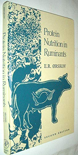 9780125284813: Protein Nutrition in Ruminants, Second Edition