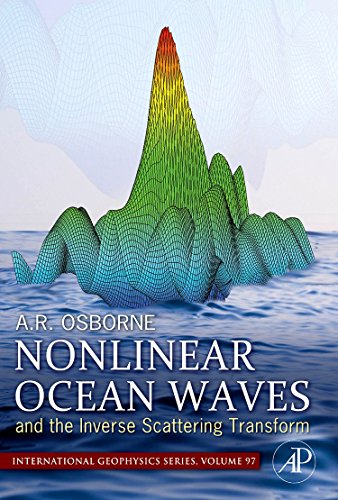 9780125286299: Nonlinear Ocean Waves & the Inverse Scattering Transform,97 (International Geophysics)