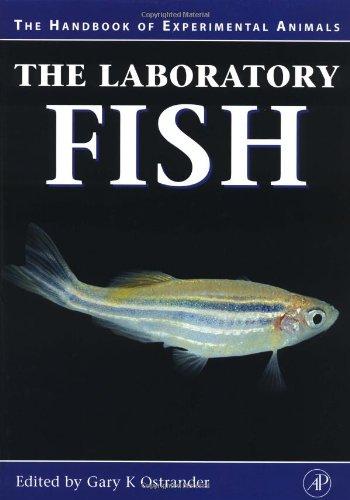 9780125296502: The Laboratory Fish (Handbook of Experimental Animals)