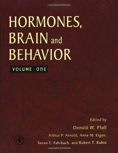 9780125321044: Hormones, Brain and Behavior, Five-Volume Set