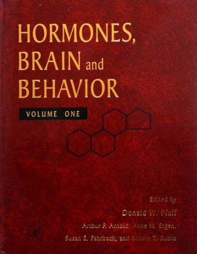 9780125321051: Hormones Brain and Behavior