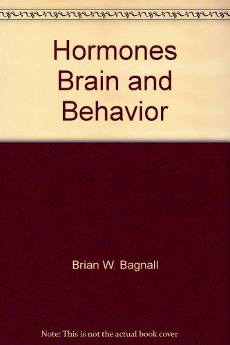 9780125321068: Hormones, Brain, and Behavior