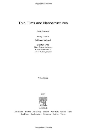 9780125330329: Cavity Polaritons, Volume 32 (Thin Films and Nanostructures)