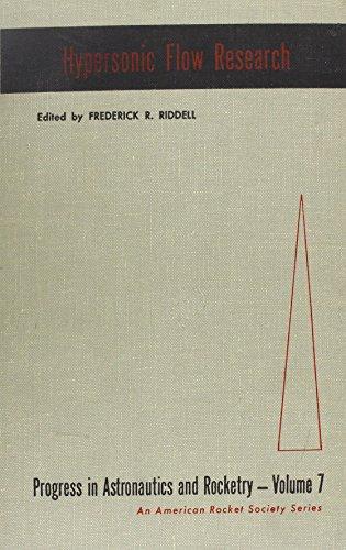 9780125351072: Hypersonic Flow Research (Progress in Astronautics & Aeronautics)