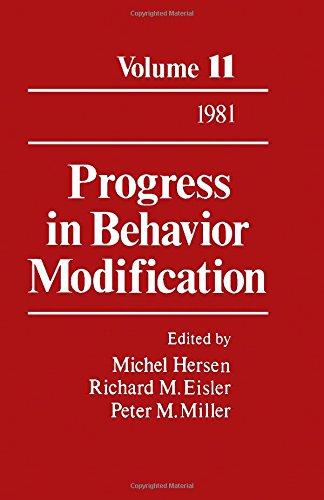 9780125356114: Progress in Behavior Modification, Vol. 11