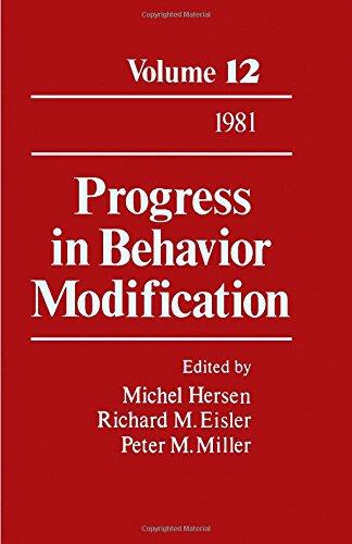 9780125356121: Progress in Behaviour Modification: v. 12