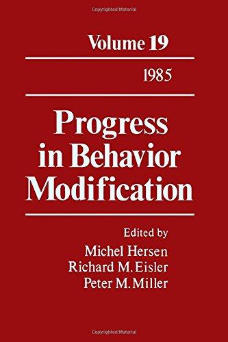 9780125356190: Progress in Behavior Modification
