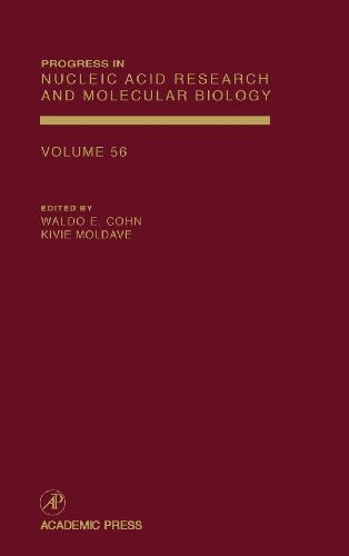 9780125400565: Progress in Nucleic Acid Research and Molecular Biology, Volume 56 (Progress in Molecular Biology & Translational Science)