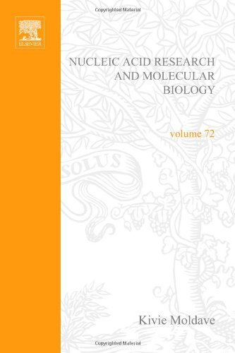 Progress In Nucleic Acid Research And Molecular Biology, Volume 72 (Progress In Nucleic Acid ...