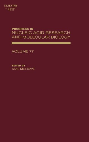 9780125400770: Progress in Nucleic Acid Research and Molecular Biology, Volume 77