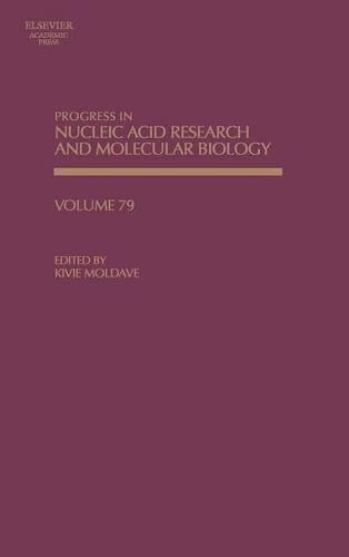 9780125400794: Progress in Nucleic Acid Research and Molecular Biology, Volume 79 (Progress in Molecular Biology & Translational Science)